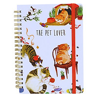 Sổ Lò Xo Lover Journal - The Pet Lover