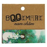 Bookmark Nam Châm Kính Vạn Hoa - Ngồi Khóc Trên Cây: Lang Thang Trong Rừng