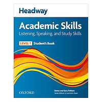 Listening, Speaking And Study Skills Student Book With Oxford Online Skills Level 1