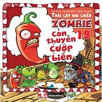 Trái Cây Đại Chiến Zombie (Tập 19) - Con Thuyền Cướp Biển
