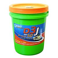 Nhớt Động Cơ Diesel BCP D3 J SAE 50 (18 Lít)