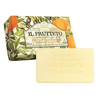 Xà Phòng Tắm Nesti Dante Dầu Oliu Và Quýt IL Frutteto Olive Oil & Tangerine (250g)
