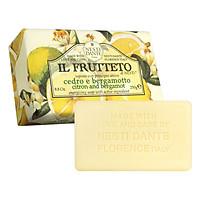 Xà Phòng Tắm Nesti Dante Thanh Yên Và Cam IL Frutteto Citron & Bergamot (250g)
