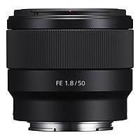 Ống Kính Sony FE 50mm F1.8 - Hàng Chính Hãng