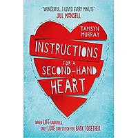Usborne Middle Grade Fiction: Instructions for a Second-hand Heart