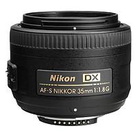 Ống Kính Nikon AF-S DX 35MM F/1.8G - Hàng Nhập Khẩu