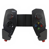 Tay Cầm Chơi Game Bluetooth Ipega 9055 Red Spider - Đen - Hàng nhập khẩu