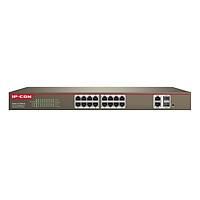 Switch POE 16 Ports 10/100Mbps Rackmount IP-COM S3300-18-PWR-M - Hàng Chính Hãng