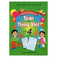 Phiếu Bài Tập Cuối Tuần Toán Và Tiếng Việt 4 (Quyển 2)