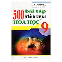 500 Bài Tập Cơ Bản Và Nâng Cao Hóa Học 9