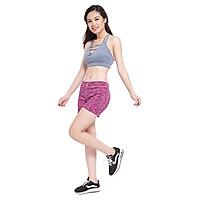 Quần Shorts Thể Thao Nữ MAXSPORT VM039 - Hồng