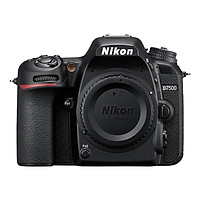 Máy Ảnh Nikon D7500 Body (VIC Nikon) - Hàng Chính Hãng