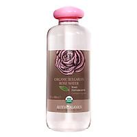 Nước Hoa Hồng Bulgaria Hữu Cơ (Rosa Damascena) Organic Bulgarian Rose Water Alteya Organics ORW02 (500ml)