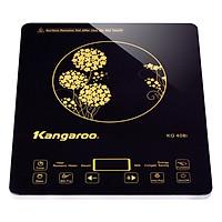 Bếp Điện Từ Đơn Kangaroo KG408I (2100W) - Đen - Hàng chính hãng