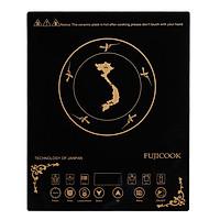 Bếp Hồng Ngoại Fujicook DD- HC 13A (2000W) - Đen - Hàng chính hãng