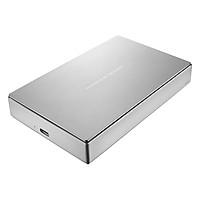 Ổ Cứng LaCie Porsche Design 2.5 P'9227 USB 3.1 4TB STFD4000400 (Grey) - Hàng chính hãng