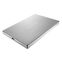 Ổ Cứng LaCie Porsche Design 2.5 P'9227 USB 3.1 2TB (Bạc) - Hàng Chính Hãng