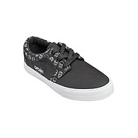 Giày Sneaker Nam Buộc Dây Urban UM1701 - Đen