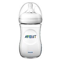 Bộ 2 Bình Sữa Bằng Nhựa Không Có BPA Philips Avent SCF693/23 (260ml x 2)