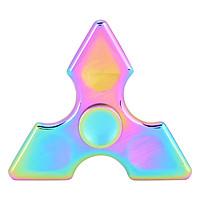 Con Quay 3 Cánh Nhọn 7 Màu - Rainbow Tri-wing Spinner CQ29