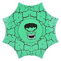 Con Quay 8 Cạnh Người Khổng Lồ Xanh - Incredible Hulk Spinner CQ32 - Hàng Nhập Khẩu