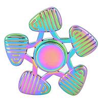 Con Quay Tổ Ong 5 Cánh 7 Màu - Rainbow Hive Spinner CQ53 - Hàng Nhập Khẩu