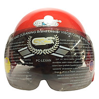 Mũ Bảo Hiểm GRS A08K - Đỏ Bóng