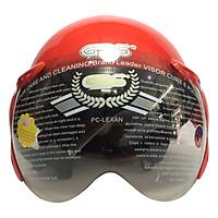 Mũ Bảo Hiểm GRS A33K - Đỏ Bóng