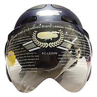 Mũ Bảo Hiểm GRS A102K - Xanh Nhám Line Đen