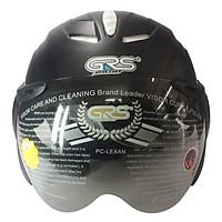 Mũ Bảo Hiểm GRS A760K - Đen Nhám