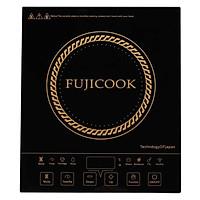 Bếp Điện Từ Fujicook IC 08 Cảm Ứng Có Giọng Nói - Đen - Hàng chính hãng