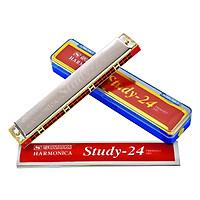 Kèn Harmonica Suzuki STUDY24 24 Lỗ
