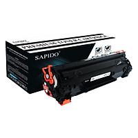 Hộp Mực In Sapido 78A (CE278A) Cho Máy In HP 1536dnf, HP P1566, HP P1530, HP P1606 - Hàng Chính Hãng