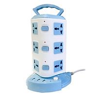 Ổ Cắm Điện 3 Tầng 3 Cổng USB