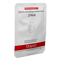 Mặt Nạ 3D Mayan Collagen & Abutin