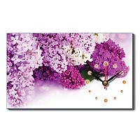 Đồng Hồ Để Bàn Dyvina B1525-34 - Hoa Tử Đinh Hương