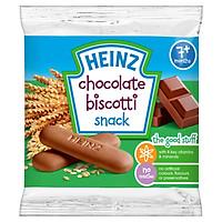 Bánh Qui Dành Cho Trẻ Biscotti Heinz Vị Sô-Cô-La (60g...