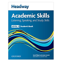 Oxford Headway Academic Skills (Listening, Speaking And Study Skills) Level 2 Student Book