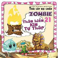 Trái Cây Đại Chiến Zombie (Tập 21) - Thám Hiểm Kim Tự Tháp