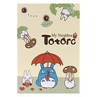 Sổ Giấy Note Totoro - Vàng