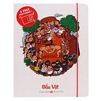 Sổ Tay Khai Trí - VietNam Festival - Đấu Vật (180 Trang)