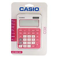 Máy Tính Để Bàn Casio MS-20NC-RD