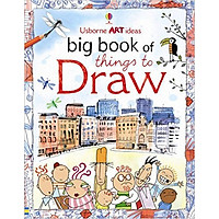 Usborne Big Book of things to Draw