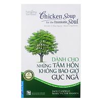 Chicken Soup For The Soul  - Dành Cho Những Tâm Hồn Không Bao Giờ Gục Ngã (Tái Bản 2017)