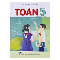 Sách Toán Lớp 5 (Song Ngữ Việt – Anh)