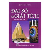 Sách Đại Số Và Giải Tích 11 (Song Ngữ Việt - Anh)