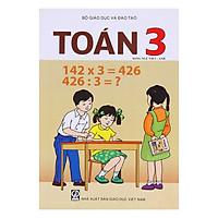 Sách Toán Lớp 3 (Song Ngữ Việt – Anh)