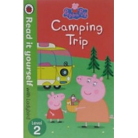 Peppa Pig: Camping Trip - Read It Yourself With Ladybird (Hardcover)