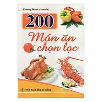 200 Món Ăn Chọn Lọc