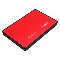 Hộp Đựng Ổ Cứng Di Động HDD Box ORICO USB3.0/2.5 - 2588US3 Nhựa Cứng - Hàng Chính Hãng